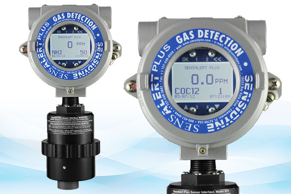 sensalert plus gas detector